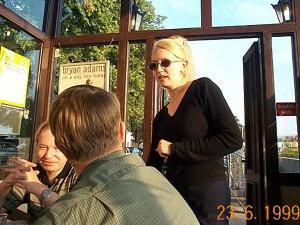 04_1999_06_23_VOV_Vorstand_Aleksandra_Sowa_Polen_Projekt_Jan_Moenikes_Arne_Brand_Bonn © Petra Tursky-Hartmann