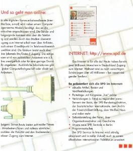 09_1997_SPD_Parteivorstand_Broschuere_Internet © Petra Tursky-Hartmann