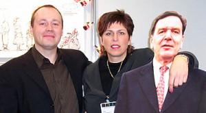 32_2003_11_19_VOV_Petra_Tursky-Hartmann_Sascha_Boerger_Bundesparteitag_Bochum © Petra Tursky-Hartmann