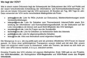 37_1999 VOV_Flugblatt © Petra Tursky-Hartmann